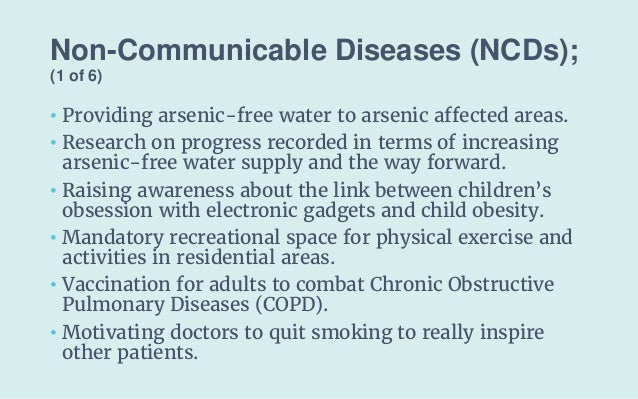 diseases for research paper