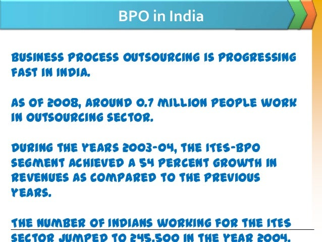 thesis on business process outsourcing Business process outsourcing process outsourcing business process outsourcing new topic statement of purpose international business examining the business function.