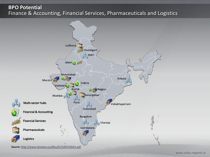 BPO PotentialFinance & Accounting, Financial Services, Pharmaceuticals and Logistics Source: http://www.itonews.eu/files/f...