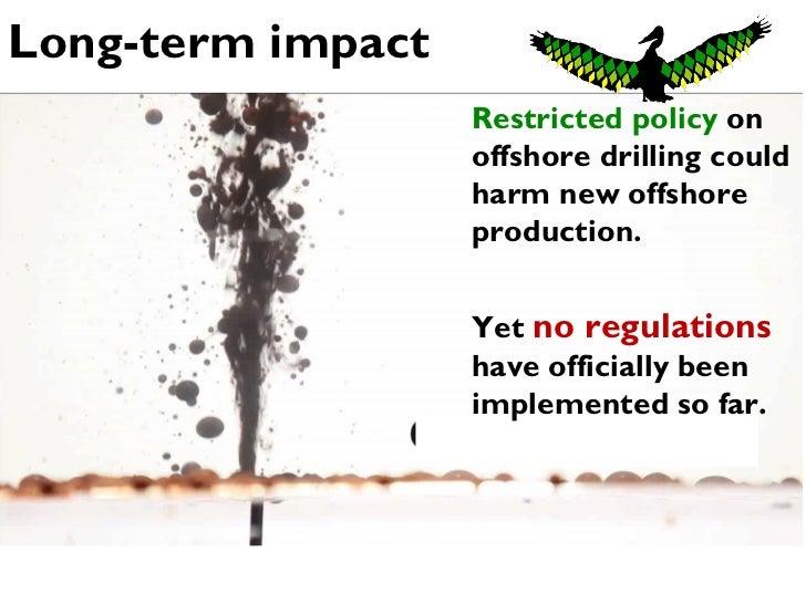 BP Deepwater Horizon oil spill's impact on the us economy ...