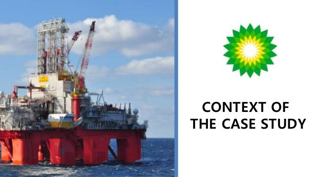 bp deepwater horizon case study ethics Posts about bp case study written by csrcsr corporate social responsibility ethics is the new competitive environment – warren buffet home about us outline.