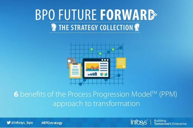 THE STRATEGY COLLECTION @Infosys_bpo #BPOstrategy 6 benefits of the Process Progression ModelTM (PPM) approach to transfor...