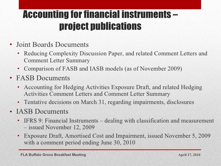 the financing of the iasb an I iasb organisation and structure     part by the value of the latest round of financing (2.
