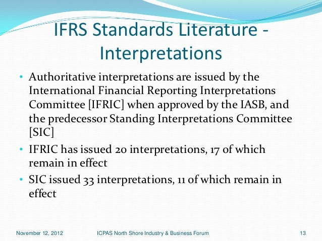 the differences between international financial reporting standards ifrs and current u s gaap accoun Other countries have also adopted ifrs or ifrs-equivalent financial reporting standards ifrs differ from us generally accepted accounting principles ( gaap) in many key areas the international accounting standards board (iasb) and the financial accounting standards board (fasb) are working.