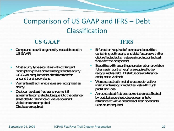 comparison of canadian gaap and ifrs What is the function of ifrs (international financial reporting standards) in international accounting what is the main difference between vat and gst what is the difference between nill rated gst and zero rated gst  what is the difference between ifrs and canadian gaap.