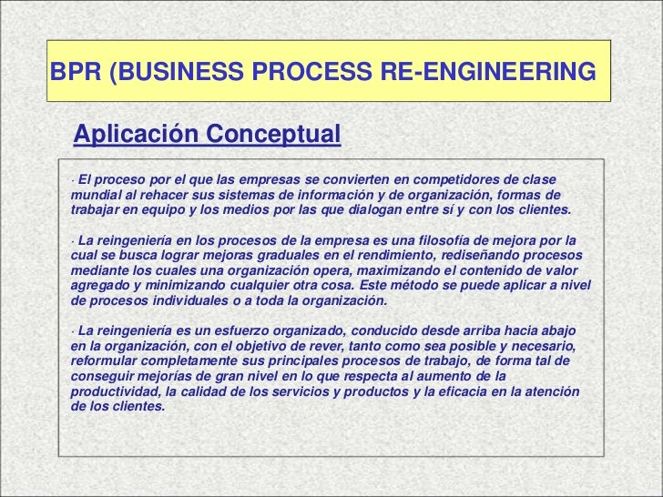 business process reengineering in service sector Business process re-engineering:  the method outlined in this book has been applied to businesses in the service sector,  business process reengineering:.