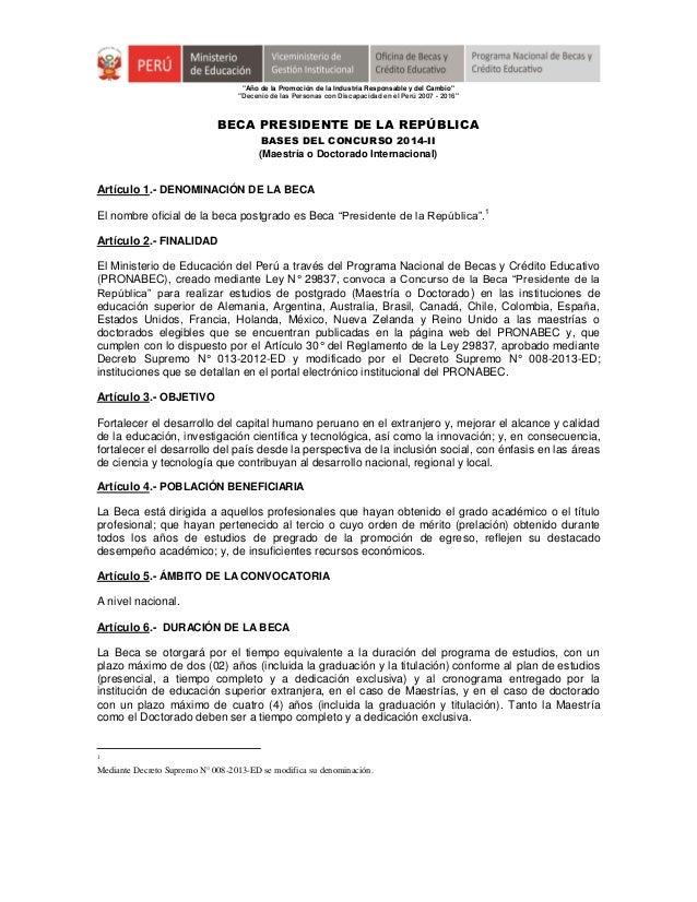 """""""Año de la Promoción de la Industria Responsable y del Cambio"""" """"Decenio de las Personas con Discapacidad en el Perú 2007 -..."""