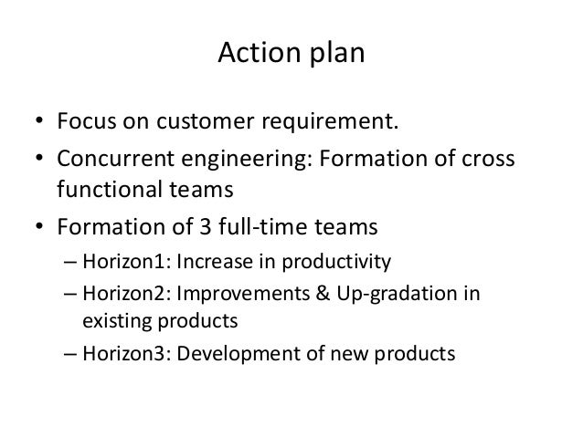 We design for long-term economic operation