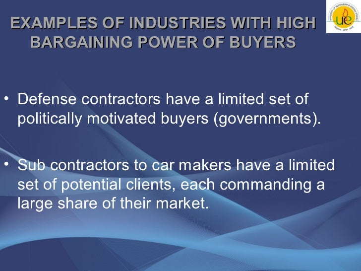 bargaining power of consumers in automobile industries in malaysia Malaysian retail industry - major trends, growth and opportunities (2016 - 2021) 251 bargaining power of suppliers.