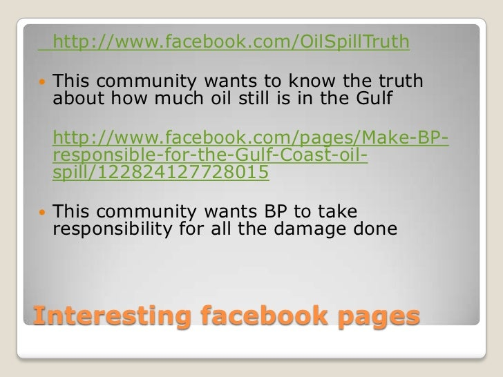 an introduction to the bps gulf disaster Bp oil spill a detailed description of the issue 3 the basis of the issue 6 what ethical change, deficiency, or conflict brought it about bp oil spill happen gulf bp is in the business of finding oil, refining it, and selling the gas (and propane, etc) that results.