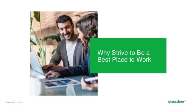 Revealed: Best Places to Work Winner Criteria  Slide 3