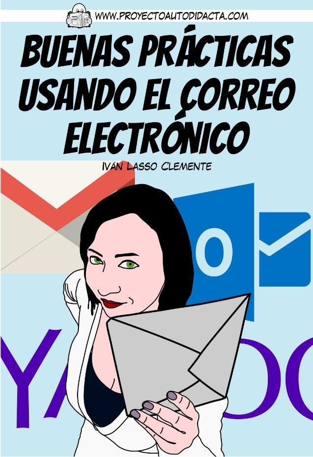 """Este es un avance del cómic """"Buenas prácticas usando el correo electrónico"""". Contiene una selección de páginas (no continu..."""