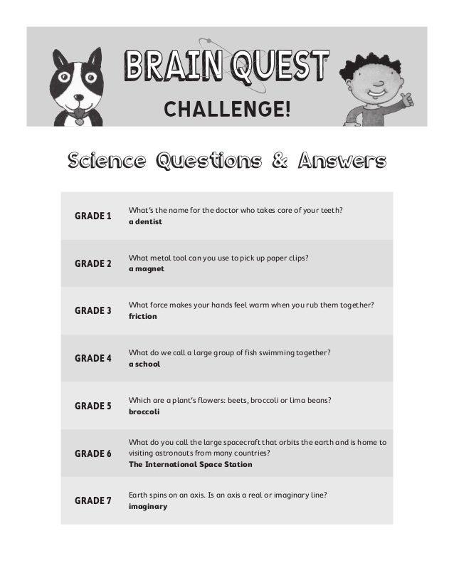 bq challenge q a science. Black Bedroom Furniture Sets. Home Design Ideas