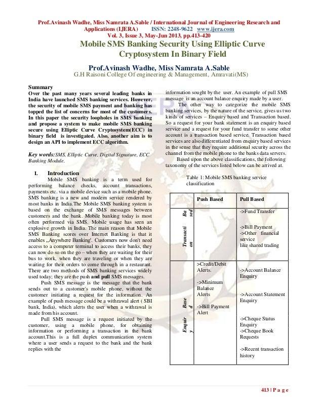 Prof.Avinash Wadhe, Miss Namrata A.Sable / International Journal of Engineering Research andApplications (IJERA) ISSN: 224...