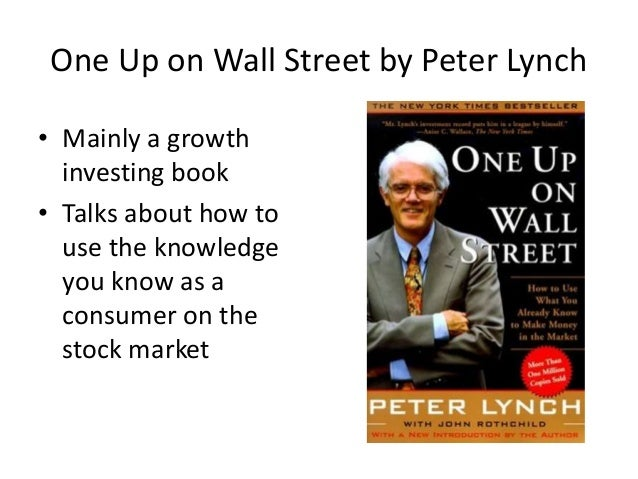 10 Investing Gems from Peter Lynch s One Up on Wall Street