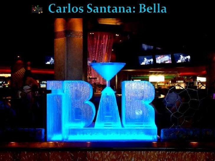 Carlos Santana: Bella<br />