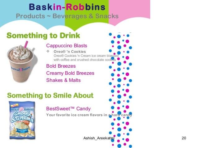 Copeland v. Baskin Robbins U.S.A. (2002)