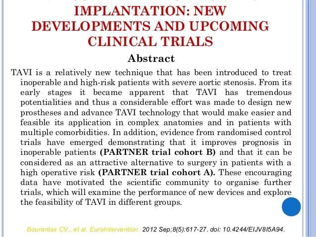 top cardiovascular trials in 2012