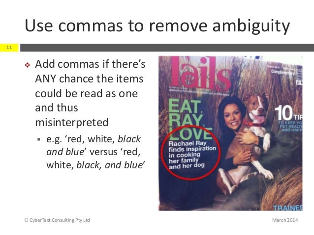ambiguous terms to avoid white paper Using hyphens (grammar and punctuation) (eg, six-foot table, silver-service waitress), and they join the words in compound nouns (eg, paper-clip, cooking-oil) they can also join prefixes when the unhyphenated version of a compound adjective is ambiguous, you must use a hyphen(s) to.