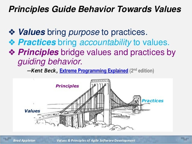 values and principles Principles are rules or laws that are permanent, unchanging, and universal in nature values are internal and subjective, and they may change over time.