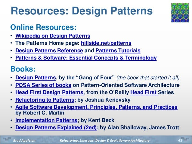 Design patterns explained by shalloway and trott pdf