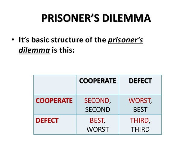 security dilemma the collective action problem International relations  robert jervis's writings on the security dilemma and to a lesser  of individuals to engage in collective action.