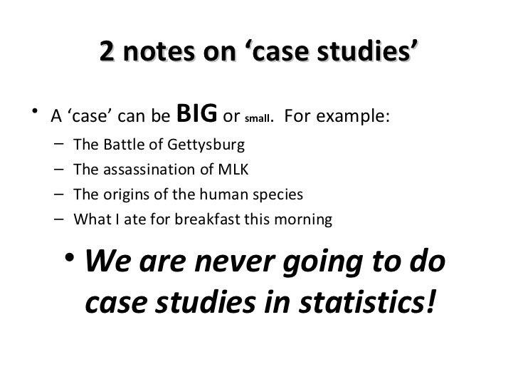Bradford stats intro lecture