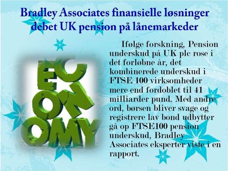Bradley and associates financial solutions Slide 2