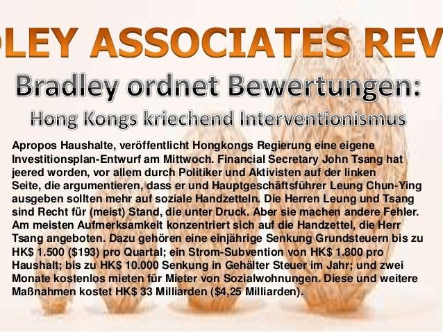 Apropos Haushalte, veröffentlicht Hongkongs Regierung eine eigeneInvestitionsplan-Entwurf am Mittwoch. Financial Secretary...