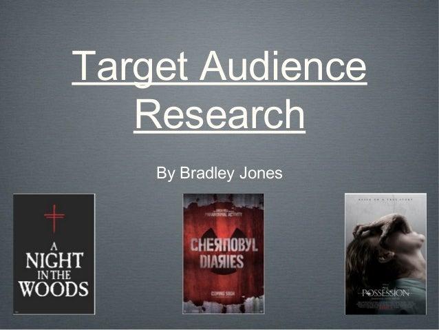 David jones target audience