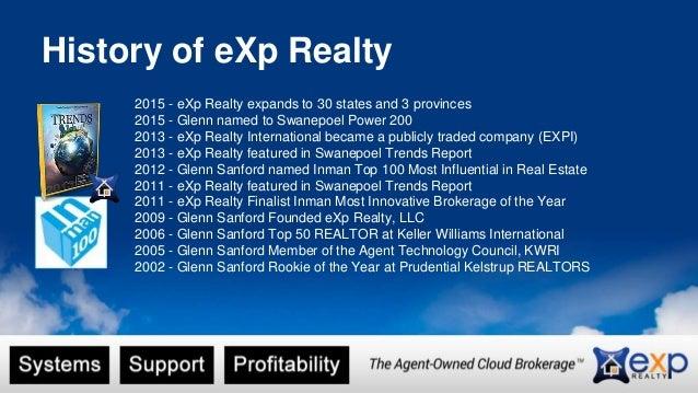 eXp Realty Explained - California