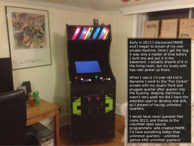 ... A Vintage Taito Cabinet From 1981. 2.