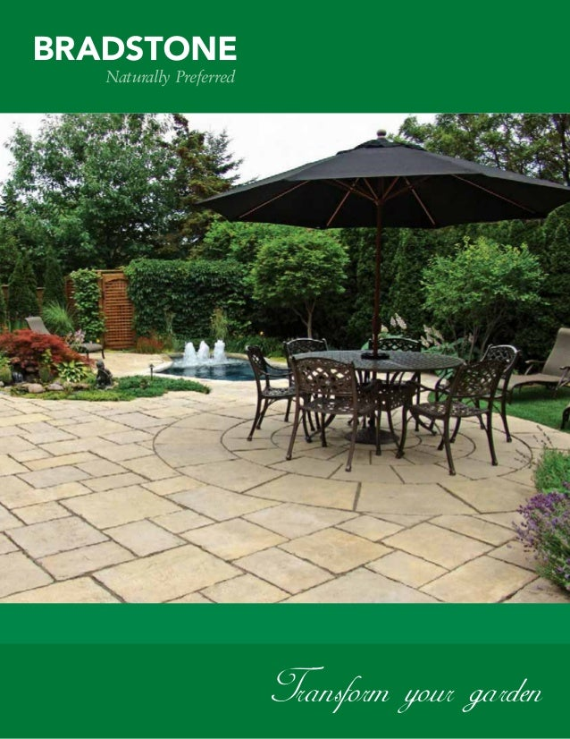 Naturally Preferred                      Transform your garden