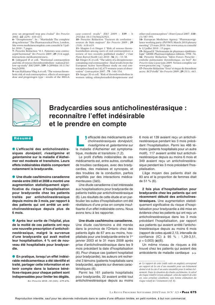 """avec un progestatif trop peu évalué"""" Rev Prescrire        case-control study"""" BMJ 2009 ; 339 : b                   other o..."""