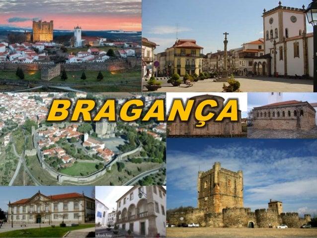 INTRODUÇÃO  O presente trabalho é sobre a cidade de Bragança, através deste trabalho quero transmitir um melhor conhecime...