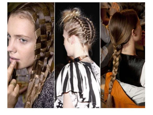 Braids Amp Plaits Powerpoint Showing Different Methods Of