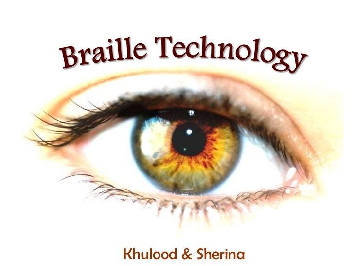 Khulood & Sherina
