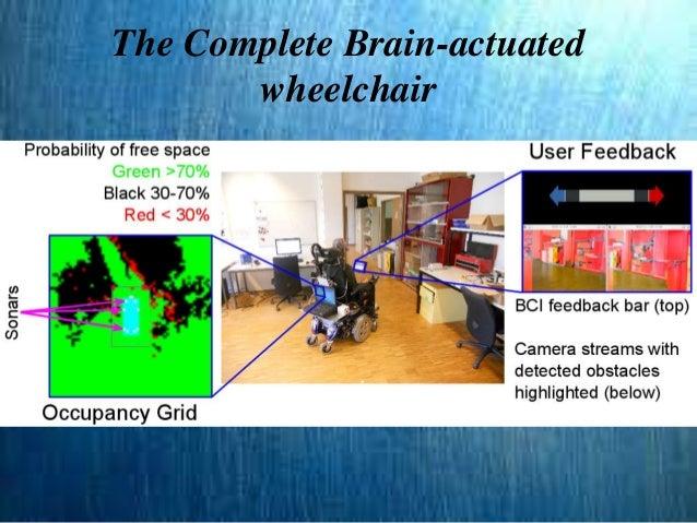 Brain Controlled Wheelchairs  1