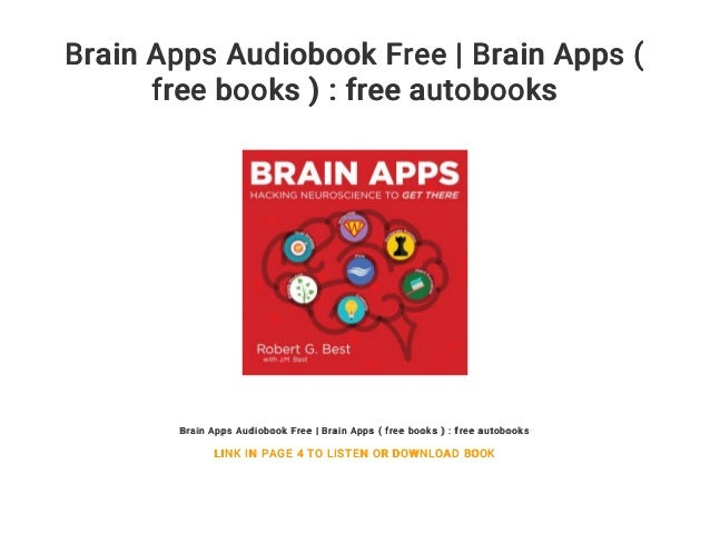 Brain Apps Audiobook Free | Brain Apps ( free books ) : free
