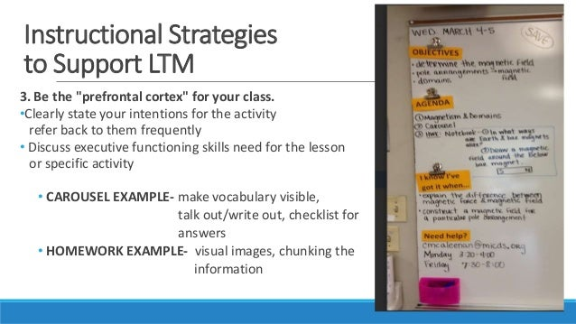 brain based instructional strategies