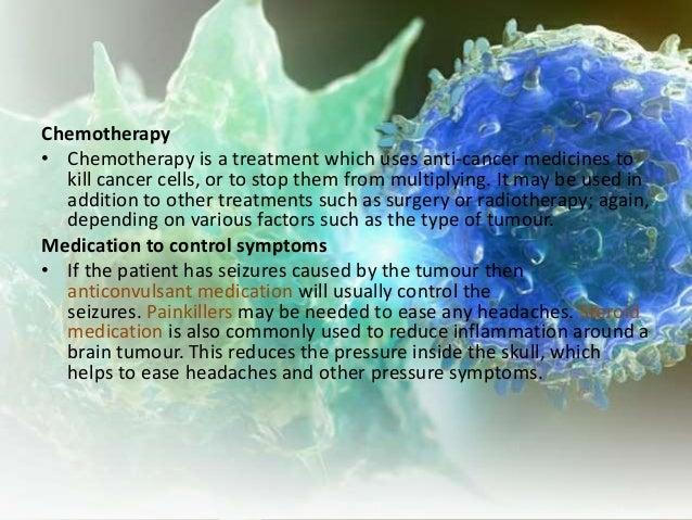 Brain cancer (tumors)