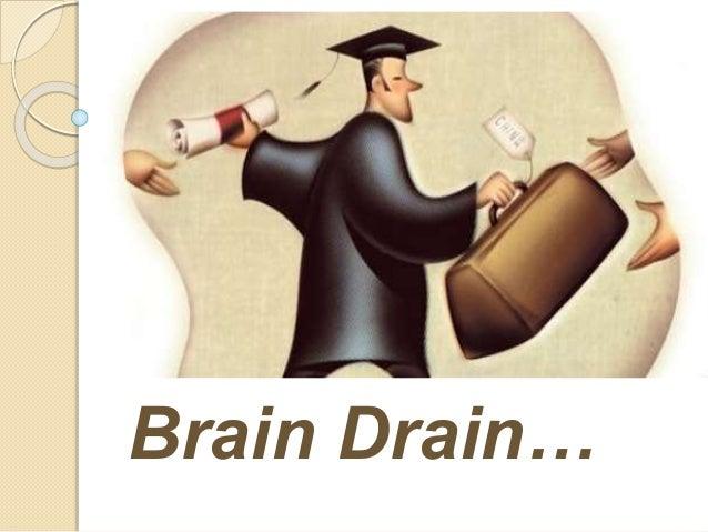 Brain Drain…
