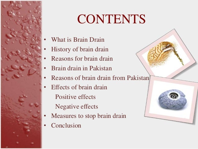 Brain drain from developing countries: how can brain drain be converted into wisdom gain?