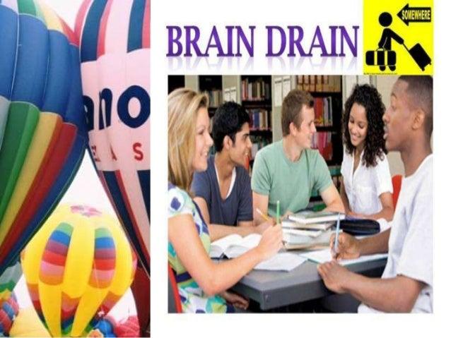 Brain drain from pakistan