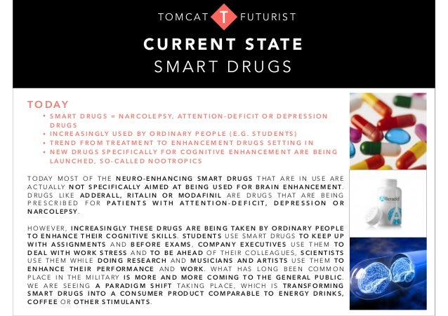 cognitive enhancing drugs used recklessly or Whilst cognitive-enhancing drugs are needed to treat cognitive symptoms in those suffering from psychiatric and neurodegenerative disorders (sahakian et al, 2015 savulich et al, 2017), their use by normal, healthy individuals raises ethical and safety concerns in particular, the safety and efficacy of these drugs in healthy individuals in.