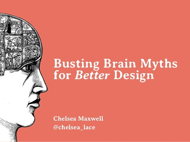 Busting Brain Myths