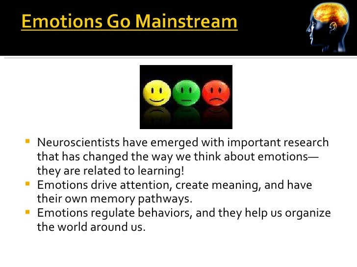 how emotions influence learning memory attention and meaning Why would emotions influence memory  attention, emotion and memory  phobias, and preparedness: toward and evolved module of fear and fear learning.