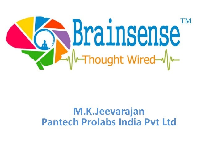 M.K.Jeevarajan Pantech Prolabs India Pvt Ltd