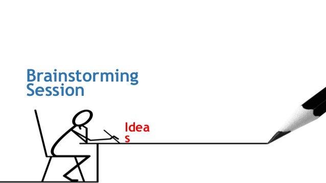 Idea s Brainstorming Session