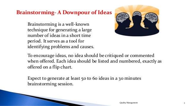 Brainstorming Technique Slide 3